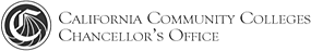 California Community College Chancellor's Office logo